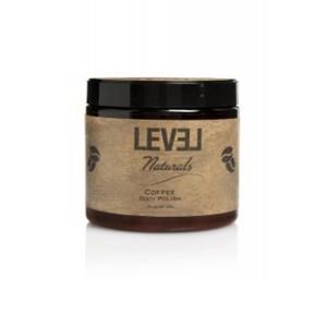 LEVEL Naturals(レベルナチュラルズ) ボディポリッシュ コーヒー