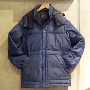 SPRAWLS(スプロールズ) Cotton Denim 3way Jacket Lサイズ