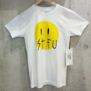 BAD ACID(バッドアシッド)STFU Tシャツ