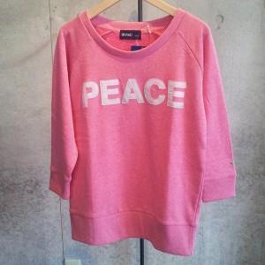 SPRAWLS(スプロールズ) PEACE Tシャツ Girl Free