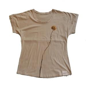 STeVeN TACH(スティーブンタック) Tシャツ ラグラン カーキ
