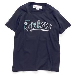 EFFECTEN(エフェクテン)  `fru` Tee Tシャツ ブラック