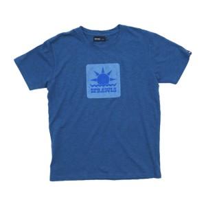 SPRAWLS(スプロールズ)SUNRISE2 Tシャツ ブルー