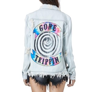 UNIF(ユニフ) TRIPPIN JACKET XS