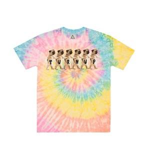 UNIF(ユニフ) TURNUP PUGS Tシャツ XS