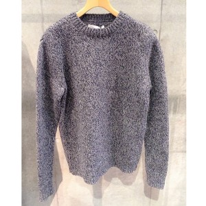 gigi Mix Coloer Crew Neck Knit サイズ40