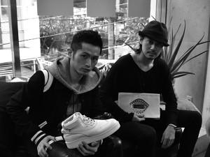STeVeN Tach Shinya Yamaguchi in RUKA