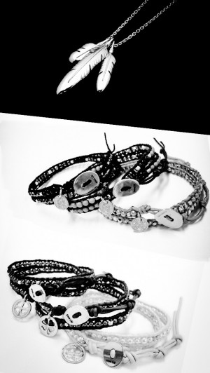 SYMPATHY OF SOUL , ×CHAN LUU COLLABORATION ACCESSORIES!!
