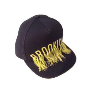 doublet(ダブレット) BROOKLYNキャップ ネイビー