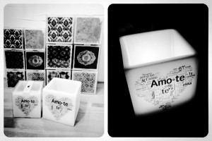 """""""CANDLE IN"""" New Arrival!!!"""