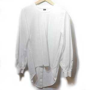 MIHARA YASUHIRO(ミハラヤスヒロ) PUFF BACKシャツ