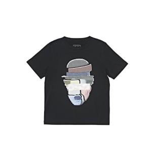 gigi TOMOHIKO HORIGUCHI(トモヒコ ホリグチ)  Tシャツ(フェイス)