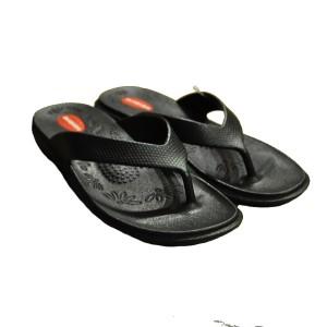OKABASHI (オカバシ)サンダル  Maui (BLACK)