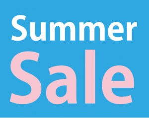 Summer Sale 2015 START!! 7/4(Sat)~