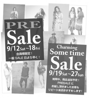 Charming Some Time SALE