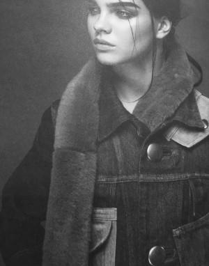 MIHARA YASUHIRO DENIM DRESS