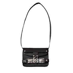 MIHARA YASUHIRO(ミハラヤスヒロ) Black Shoulder Bag
