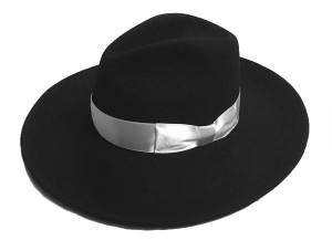 Classical Wide Brim Hat  LUCIOLE_JEAN PIERRE