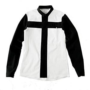LUCIOLE_JEAN PIERRE(リュシオル_ジャン ピエール)  cross shirts
