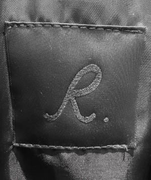 R. LEATHER RIDER'S JK