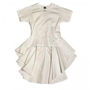 MIHARA YASUHIRO(ミハラヤスヒロ)  White Unbalance  T-shirt