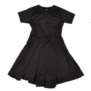 MIHARA YASUHIRO(ミハラヤスヒロ)  Black Flare Dress