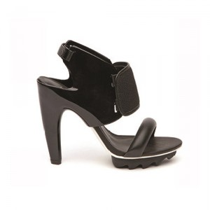 UNITED NUDE (ユナイテッド ヌード) Black Sandal