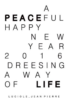 NEW YEAR! LUCIOLE_JEAN PIERRE