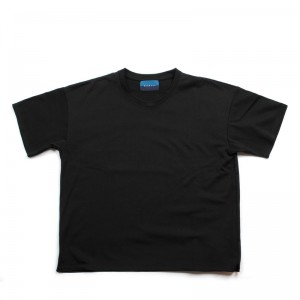 doublet(ダブレット)  Popcorn  T-shirt Black