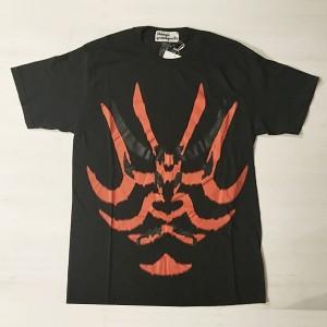 Shinyayamaguchi(シンヤヤマグチ) kabuki T-Shirt 2016 BLACK Mサイズ