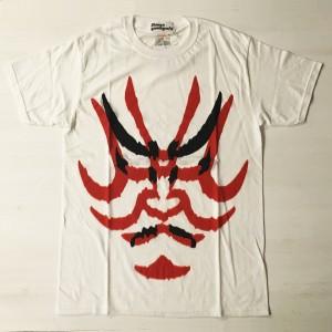 Shinyayamaguchi(シンヤヤマグチ) kabuki T-Shirt 2016 WHITE Mサイズ