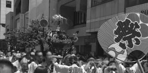厳島神社夏祭り
