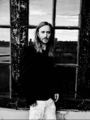 David Guetta in JAPAN LIVE