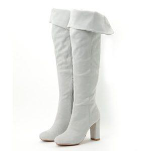 MYneself(MIHARA YASUHIRO) knee hi boots GRY
