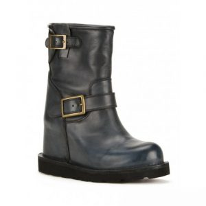 MYneself(MIHARA YASUHIRO) short boots BLK