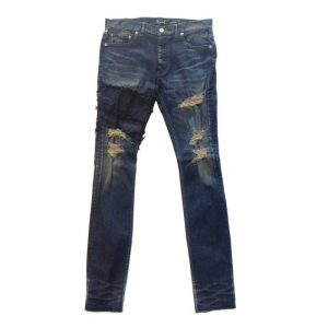 長渕剛さん愛用 FAGASSENT DENIM PANTS