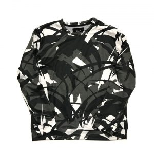 (I)LL IT SHADOW CAMO SWEAT