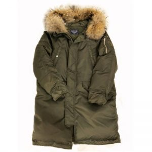 SPRAWLS N-3B TYPE DOWN JACKET