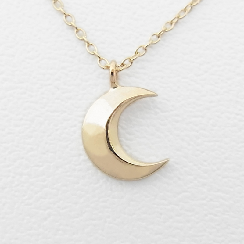 Little Holy Moon Necklace