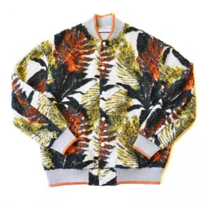 Taakk(ターク)  LONG THREAD ALOHA BLOUSON(Multi)
