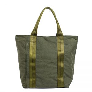 "LEQUIO ""MADE IN OCCUPIED JAPAN"" TOTE BAG"