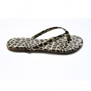Beach Sandal (Leopard)