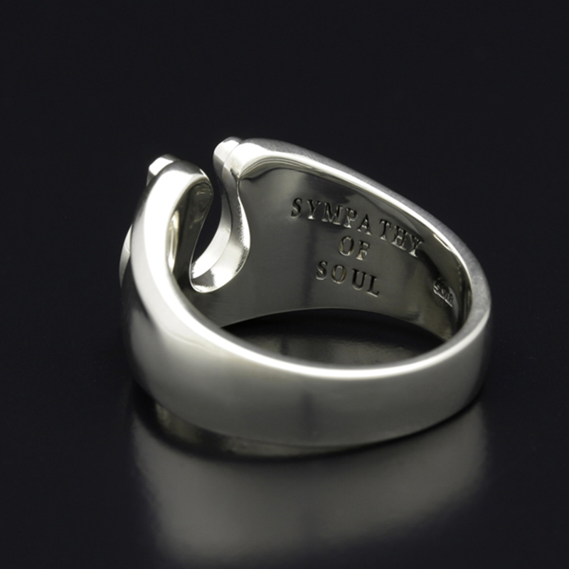 Horseshoe Combination Ring