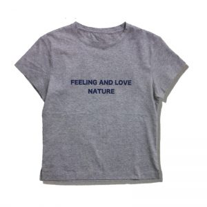 SPRAWLS (スプロールズ) Love Nature Tee(GRY)