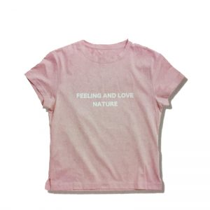 SPRAWLS (スプロールズ) Love Nature Tee(PNK)