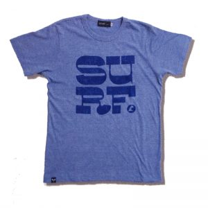 SPRAWLS (スプロールズ) SURF TRY BLEND S/S TEE (BLUE)