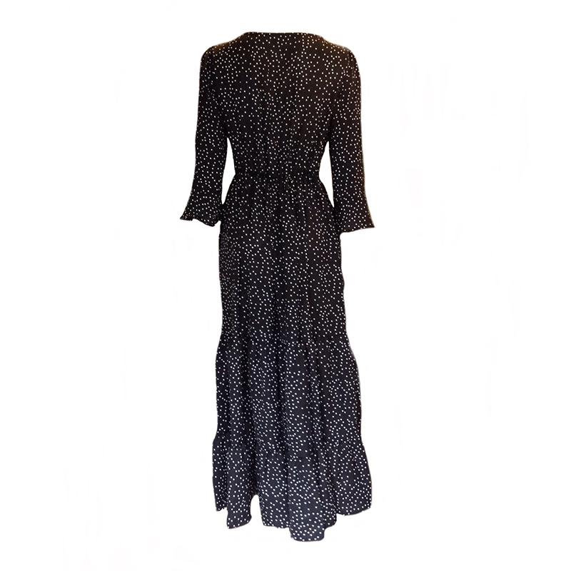 K Dots Dress
