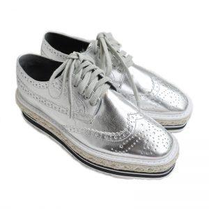Enamel Sneaker (SIL)