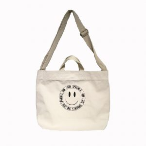 SPRAWLS Tote Bag Smile