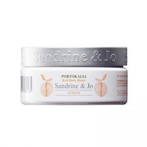 Sandrine&Jo Body Butter PORTOKALIA